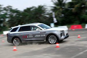 Hongqi E-HS9 Chinese Rolls Royce
