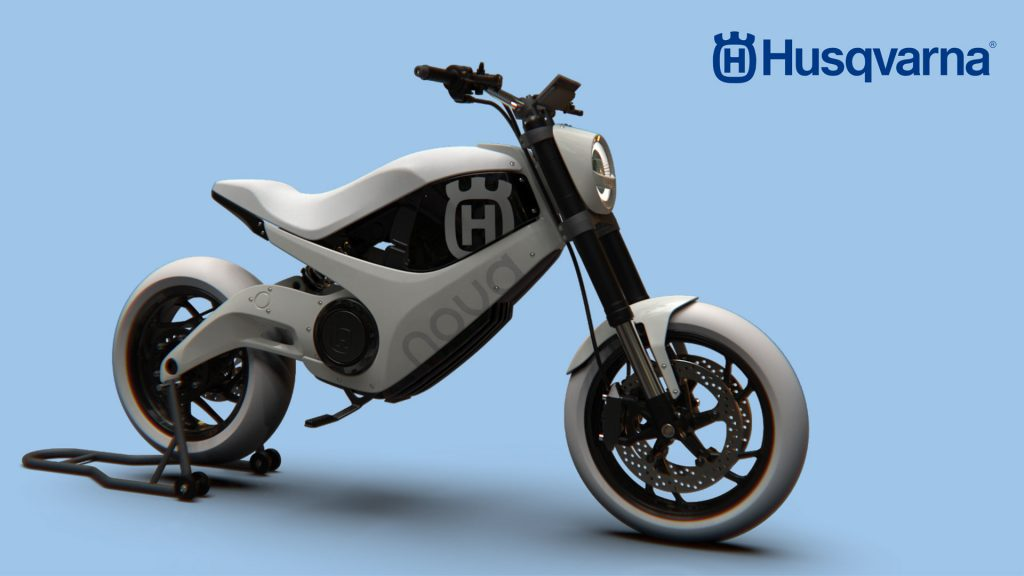Husqvarna Nova electric motorcycle concept 01