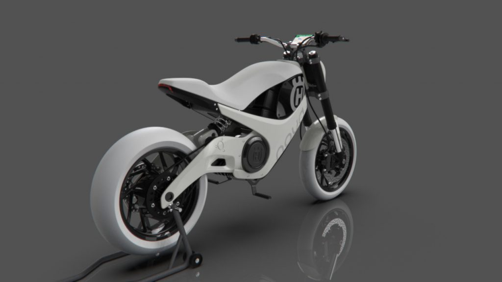 Husqvarna Nova electric motorcycle concept 04