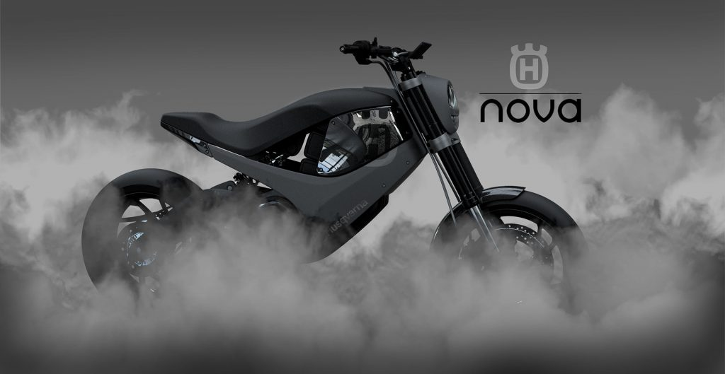 Husqvarna Nova electric motorcycle concept 05