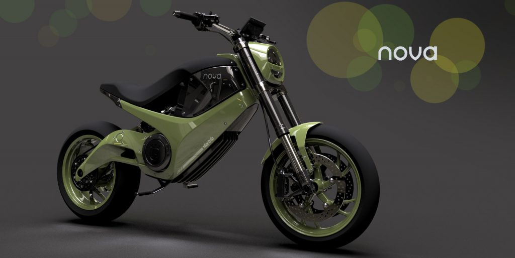 Husqvarna Nova electric motorcycle concept 08
