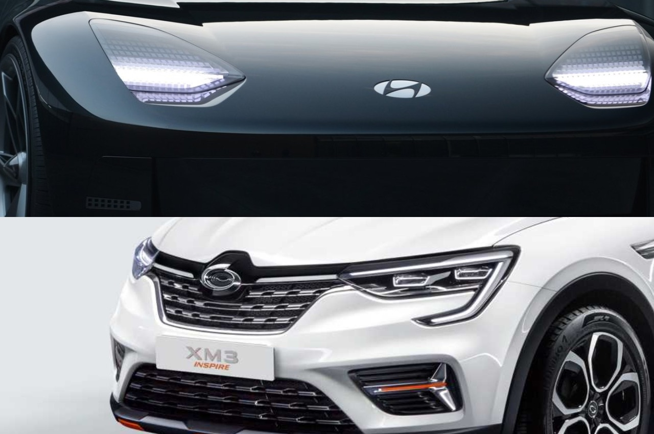 Hyundai Samsung collage