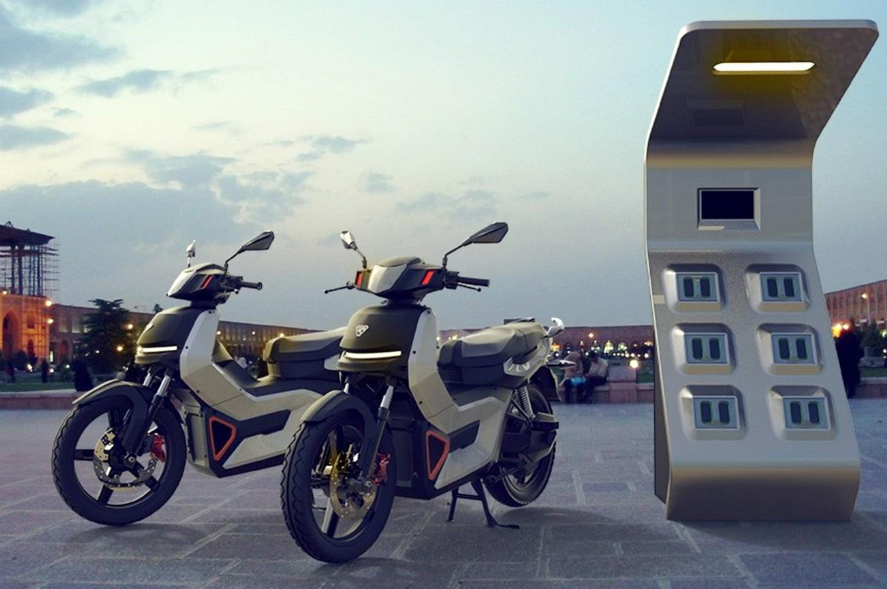 Johanro E-Run electric scooters