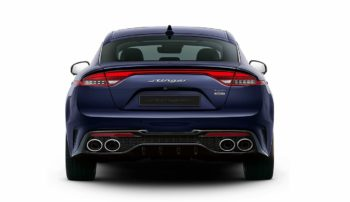 Electric Kia Stinger not planned, suggest Korean reports