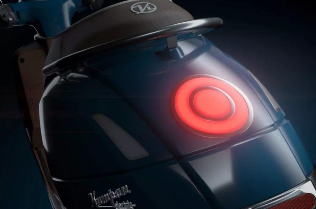 Kumpan Electric 54 Inspire electric scooter tail lamp