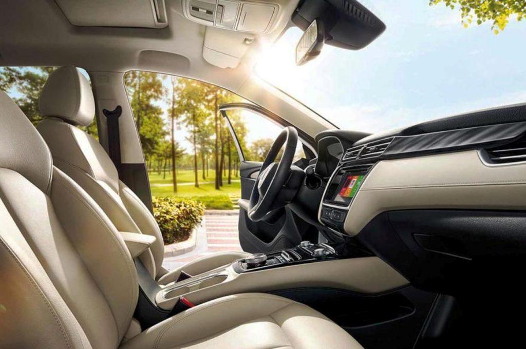 MG 5 electric-Roewe ei5 interior