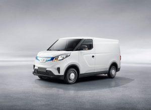 Maxus E Deliver 3 electric van price