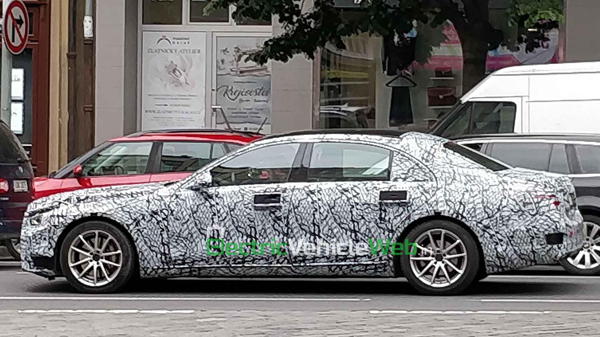 Mercedes-Benz Clase S (W223) 2020 26