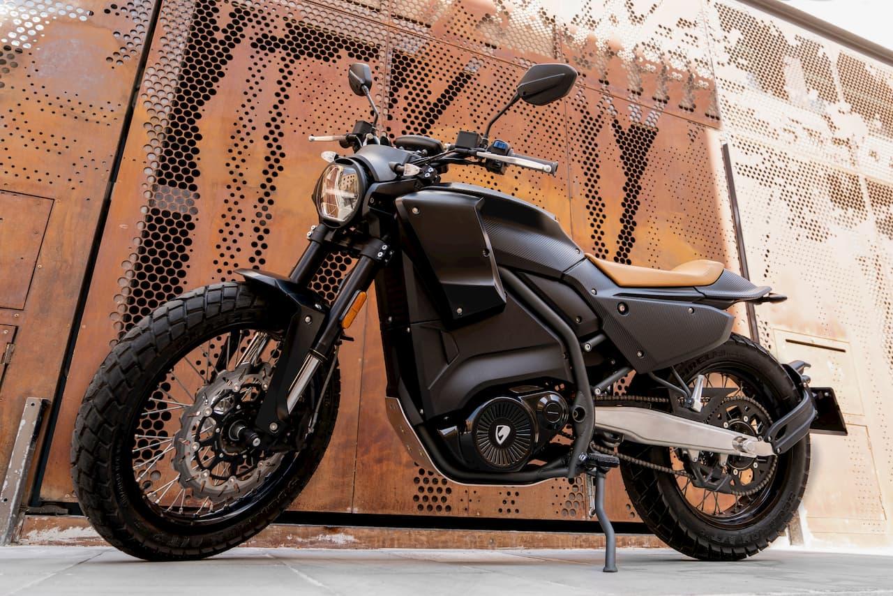Pursang electric motorcycle performance