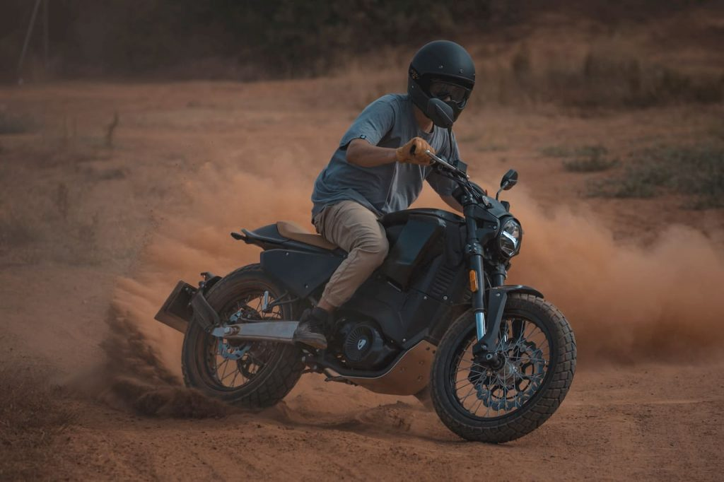 Pursang electric motorcycle acceleration top speed