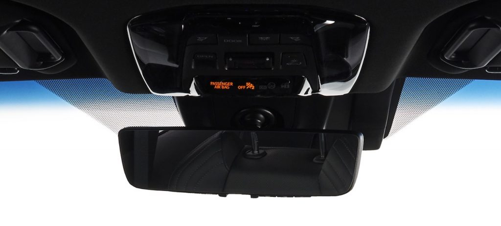 Rearview Digital Camera 2021 Toyota Venza