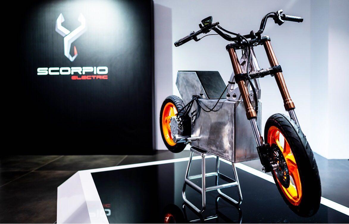 Scorpio Electric EST-X1 prototype
