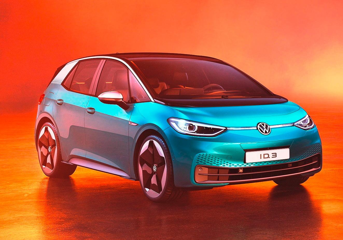 VW ID.3 Best of Best Award