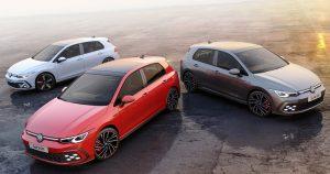 Volkswagen Golf GTE, GTI und GTD