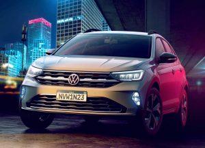Volkswagen Nivus front view