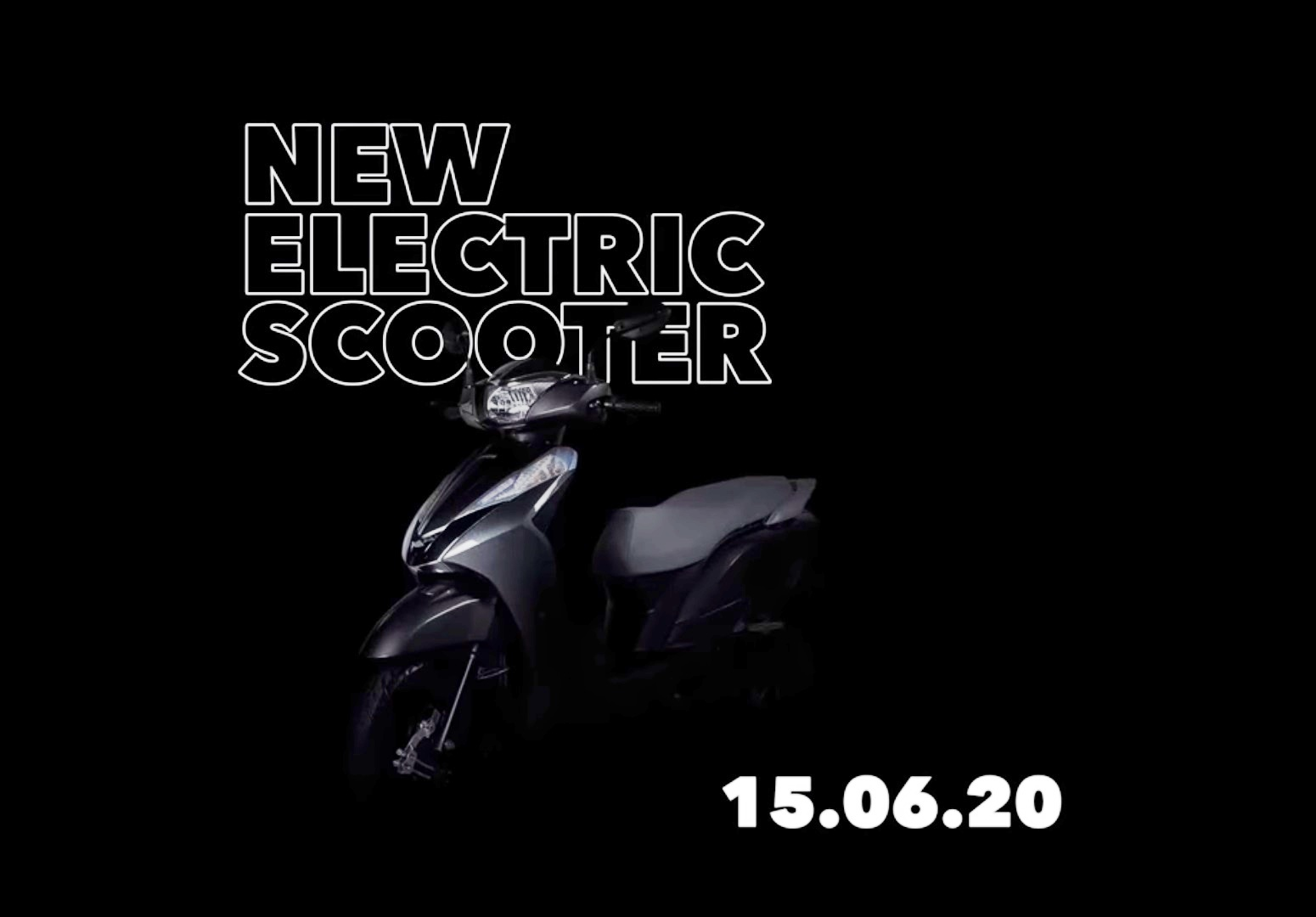 Ampere new electric scooter teased