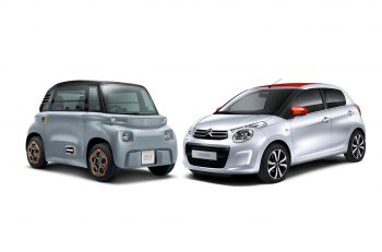 Next-gen Citroen C1 & Peugeot 108 could become Ami-like products