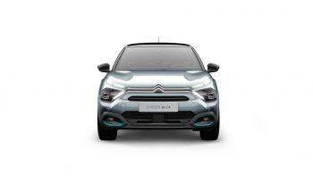 Citroen releases first pictures & preliminary info of e-C4