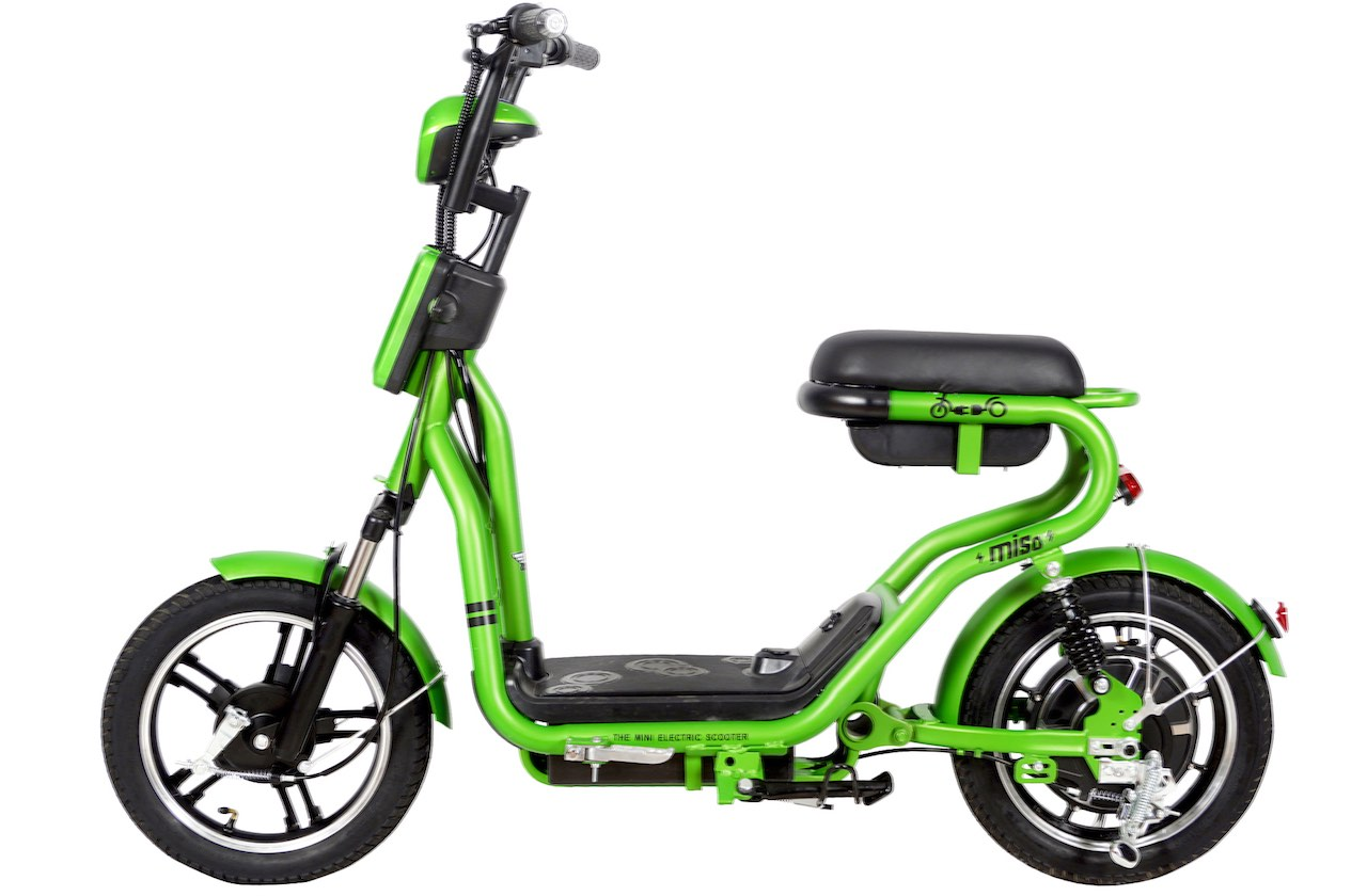 Display image Gemopai Miso electric scooter