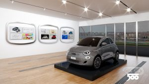 Fiat 500e 2021 start of production