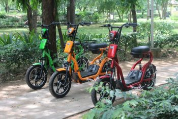 Gemopai electric scooters get festive season discounts of up to INR 5,500