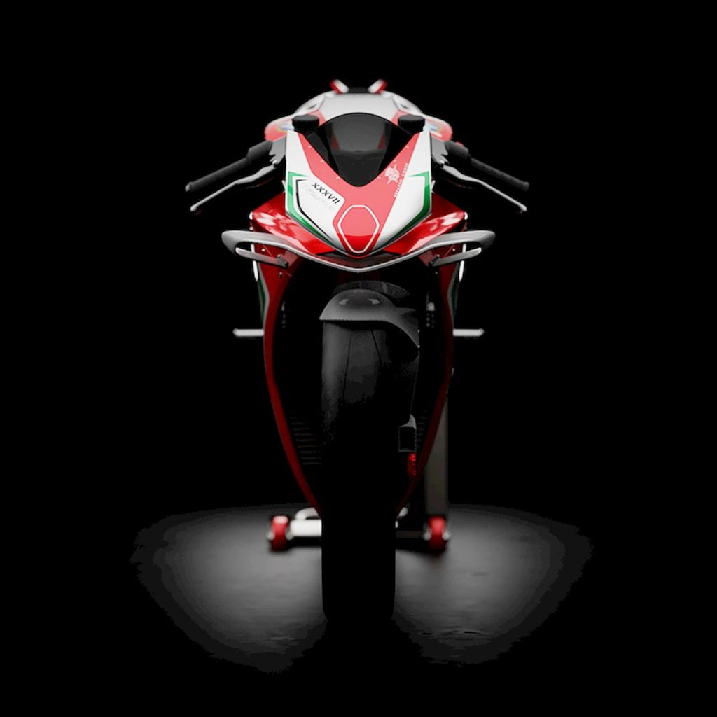 MV Agusta FE RC front view