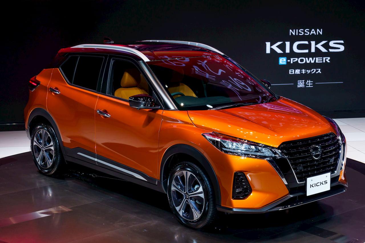 Nissan Kicks Japan launch