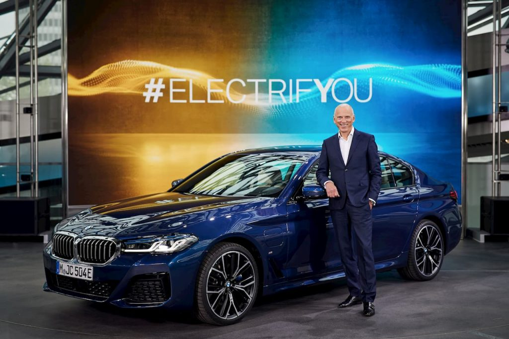 Pieter Nota, Member of the Board of Management of BMW AG, Customer, Brands, Sales.