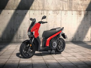 SEAT Mo eScooter 125
