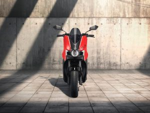 SEAT Mo eScooter 125 front