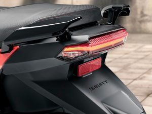 SEAT Mo eScooter 125 taillight