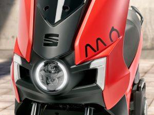 SEAT MO eScooter 125 headlamp