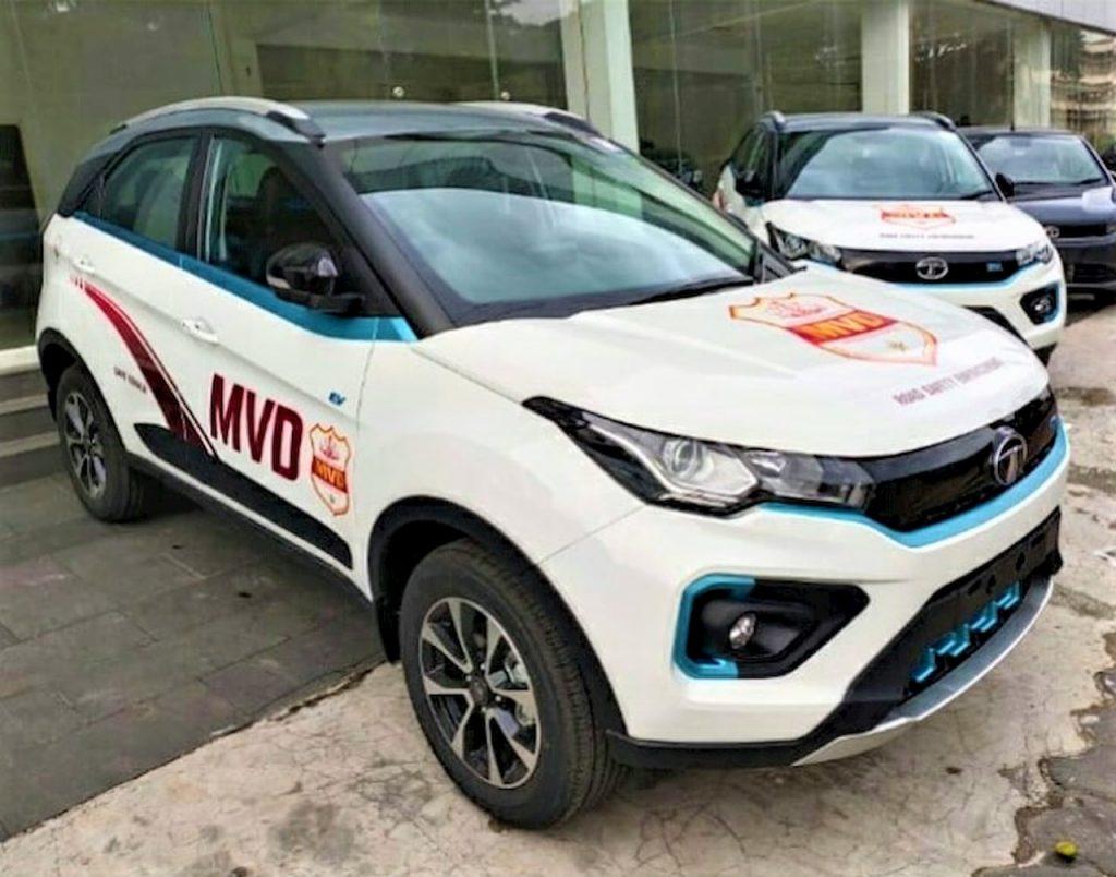 Tata Nexon EV Kerala MVD