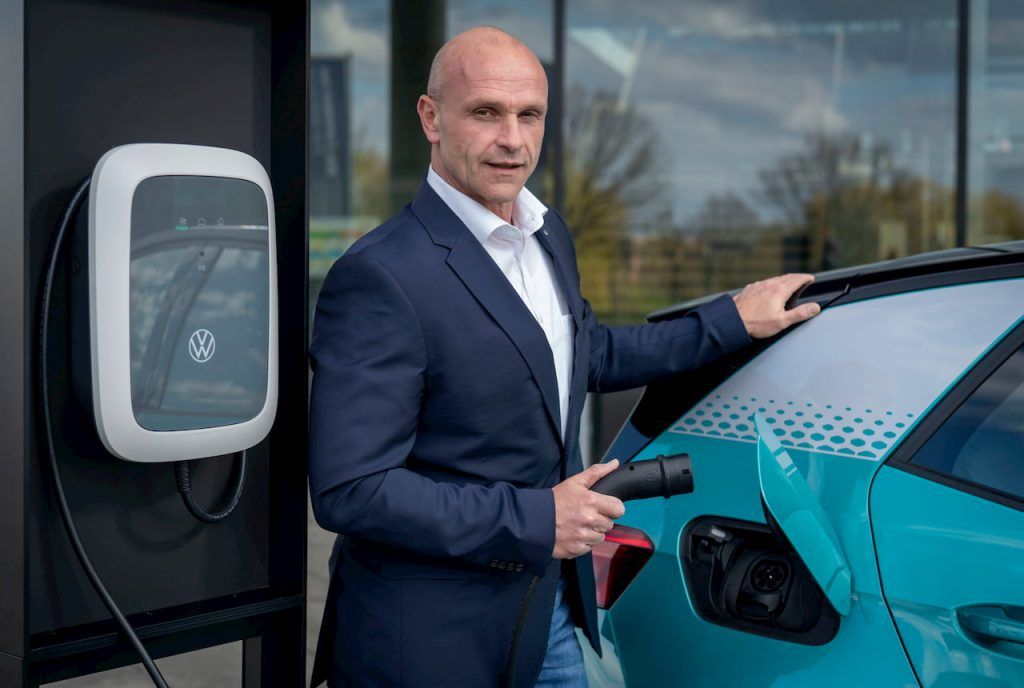 VW ID Charger launched ID.3