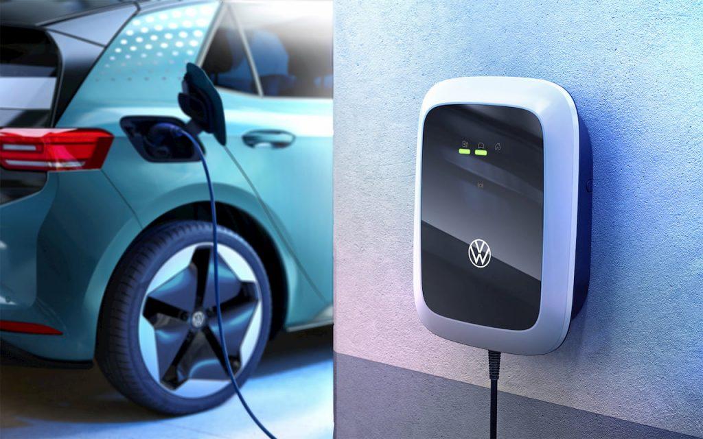 VW ID Charger wallbox