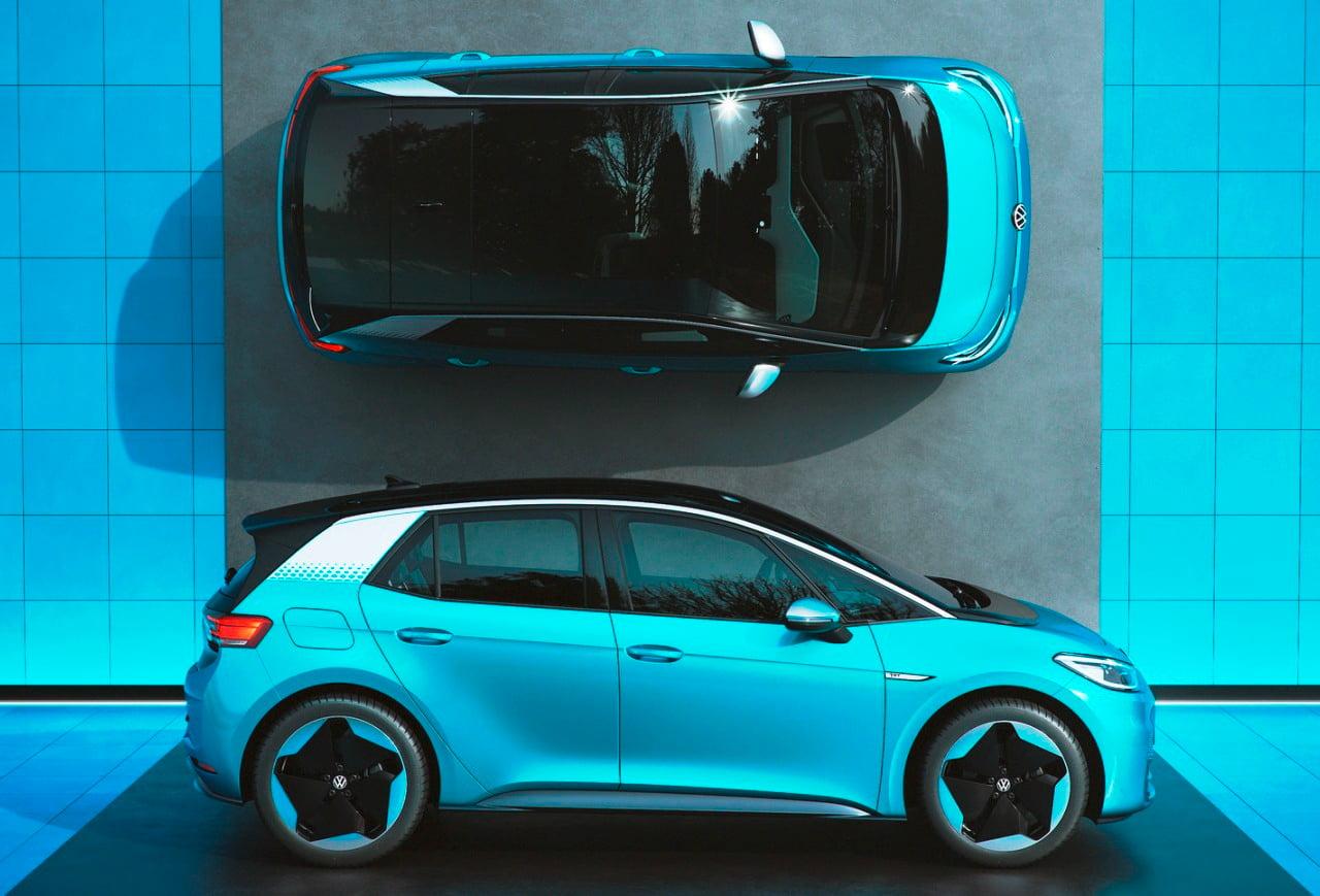 VW ID.3 orders open
