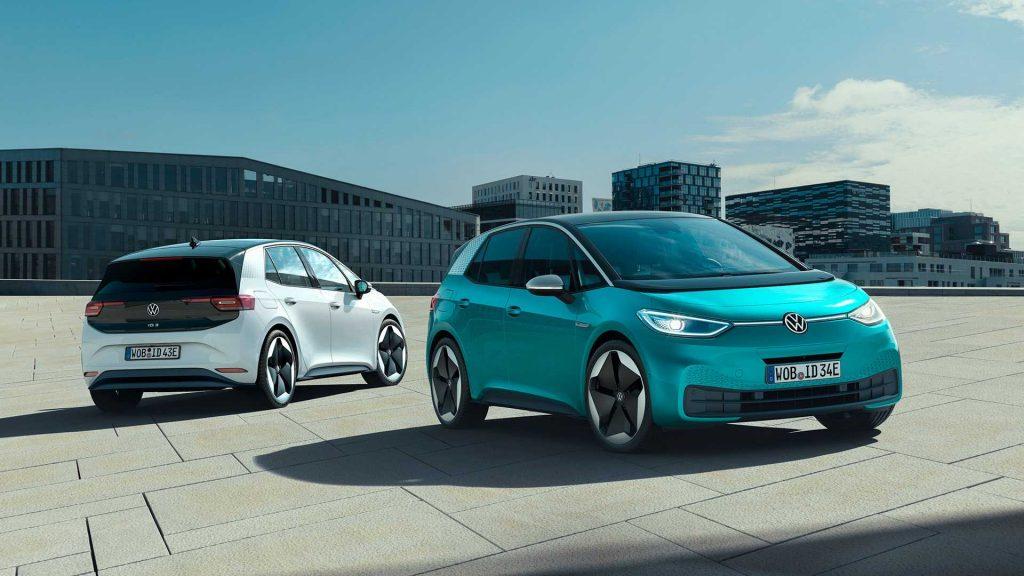 Volkswagen ID.3 media image