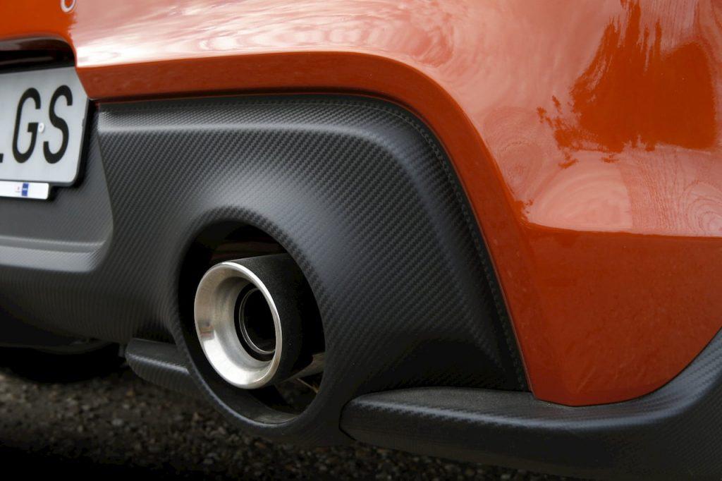 2020 Suzuki Swift Sport Hybrid exhaust tip official image