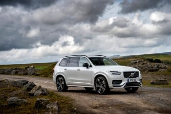 Next-gen Volvo XC90 to be a pure electric SUV-coupe