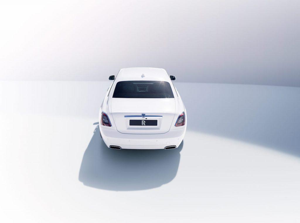 2021 Rolls-Royce Ghost rear