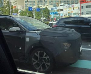 2022 Kia Niro spy picture new