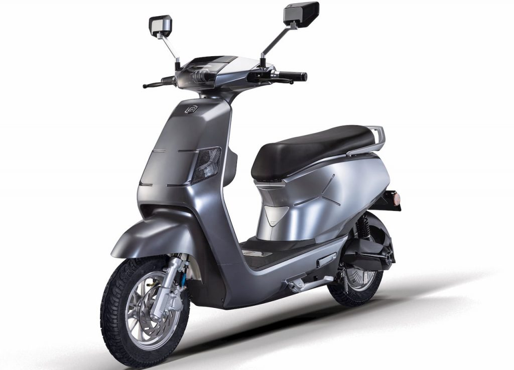 BGAUSS electric scooter