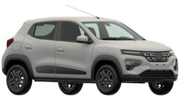 Renault Kwid EV based Dacia Spring arriving in December – Report
