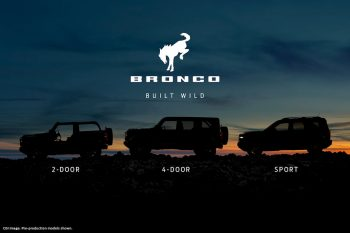 Ford Bronco & Bronco Sport not coming to India or Europe