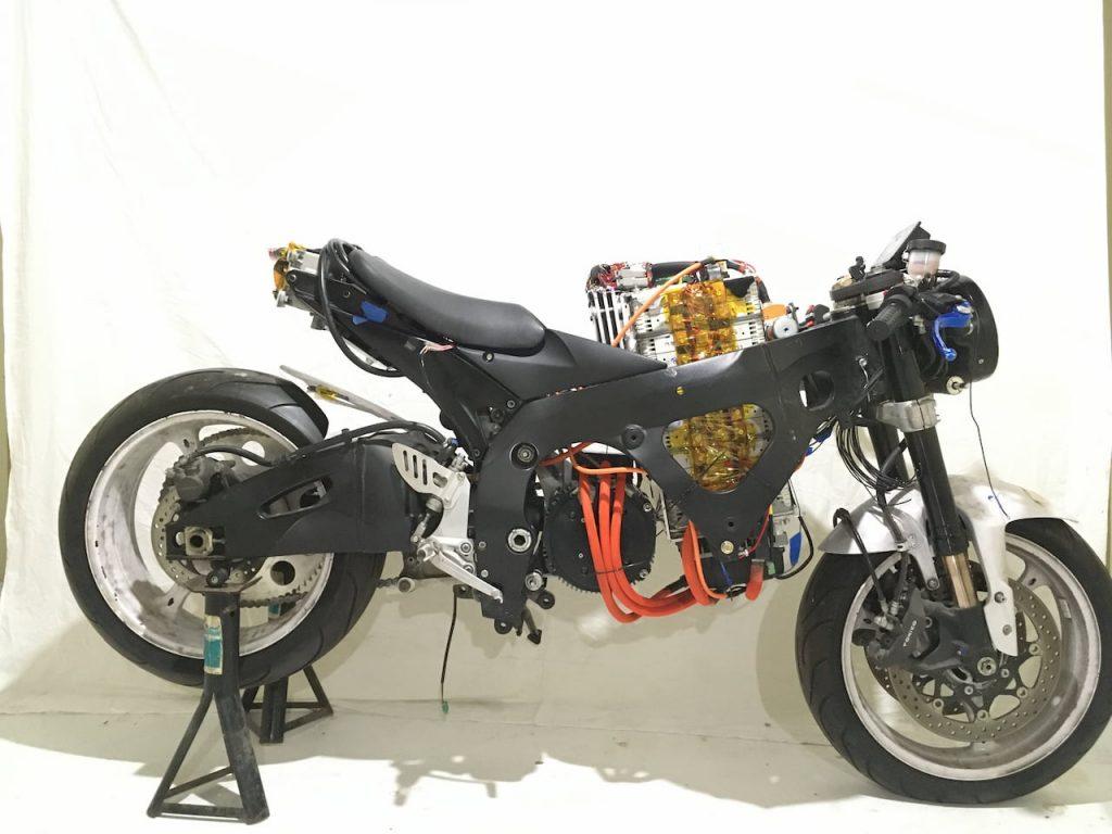 GSXR conversion project build (2)