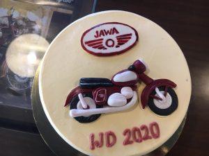International Jawa Day 2020 cake