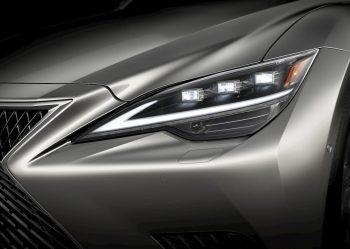 India-bound 2021 Lexus LS hybrid vs. 2018 Lexus LS hybrid – In Images