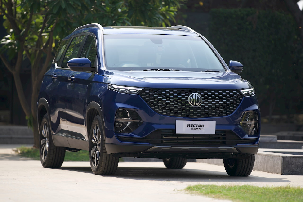 MG Hector Plus 6-seater image