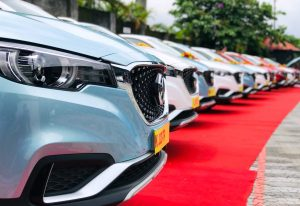 MG ZS EV Kochi deliveries 02
