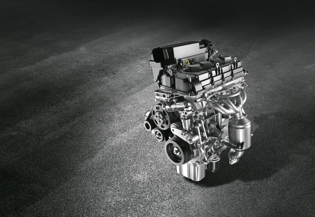 Maruti S-Cross petrol K15B engine